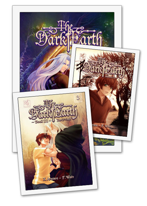 The Dark Earth: Manga Volumes