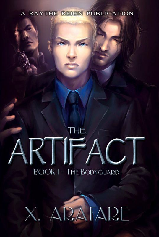 The Artifact: Written Books & Graphic Novels