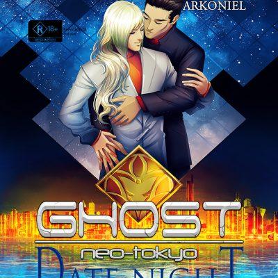 Ghost Neo Tokyo: Manga Volumes