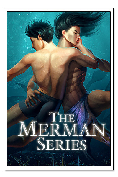 The Merman ~ An M/M Paranormal Romance Series