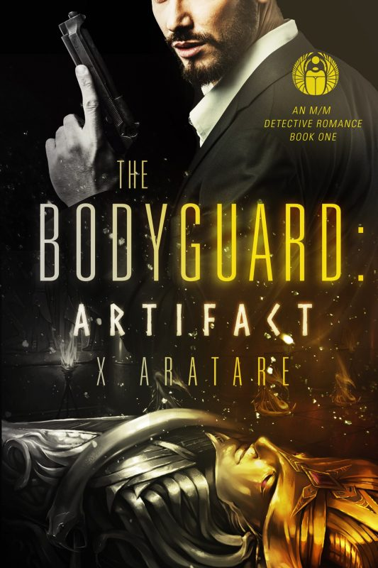 The-Bodyguard-Artifact-Book-1-Generic