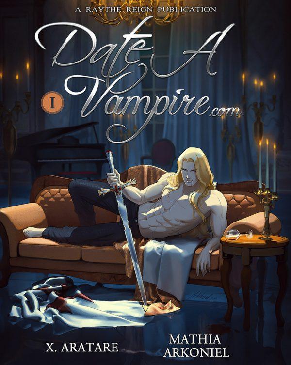 Gay Vampire Stories